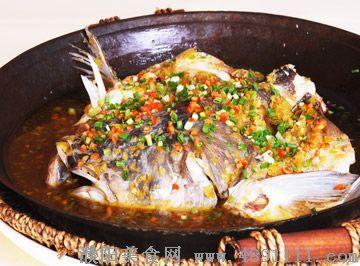 千岛湖螃蟹鱼头宴